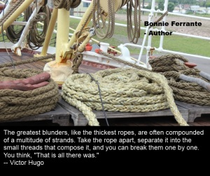 blunders ropes