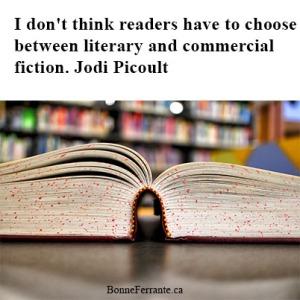 book literary
