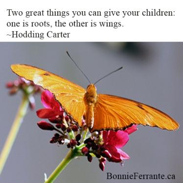 children wings