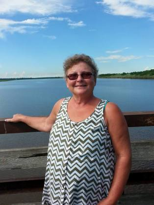 rhonda at Winyah Bay, Georgetown SC