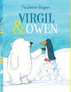 Virgil & Owen cover P. Bogan