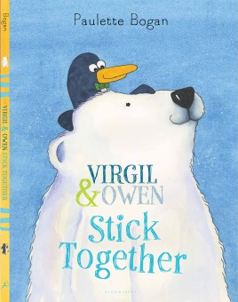 Virgil Owen Stick Together cover P. Bogan
