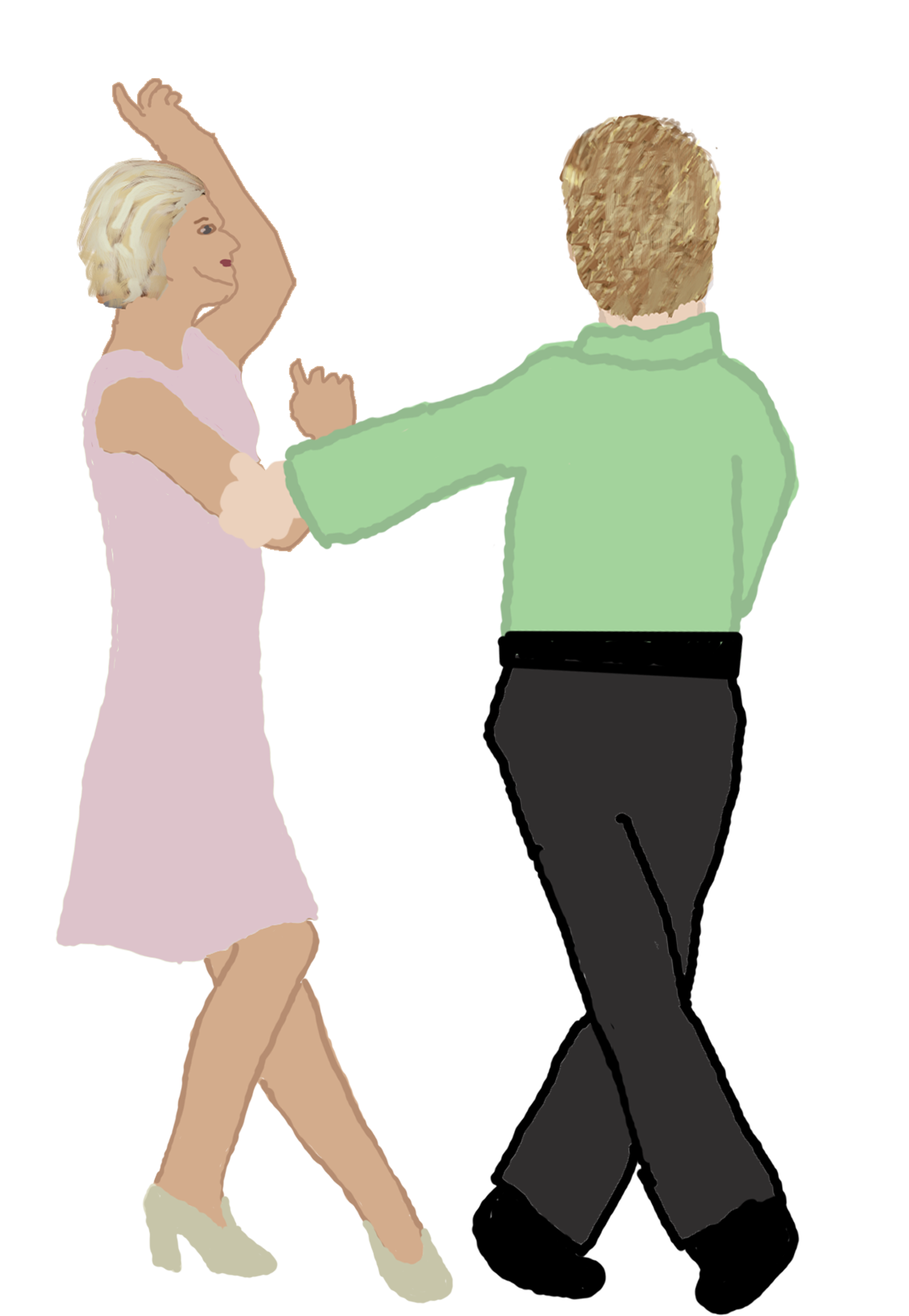 Too old to learn dancing or compete? | Dance Forums